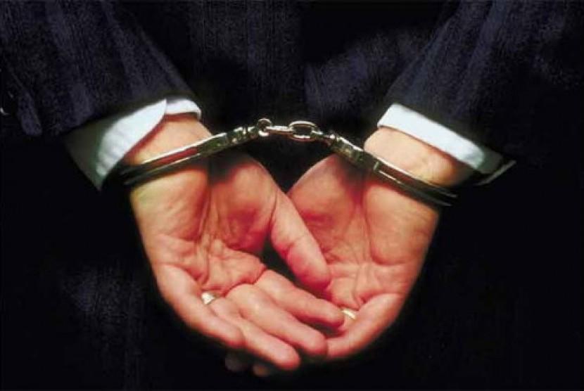 Ditangkap Polisi (ilustrasi)