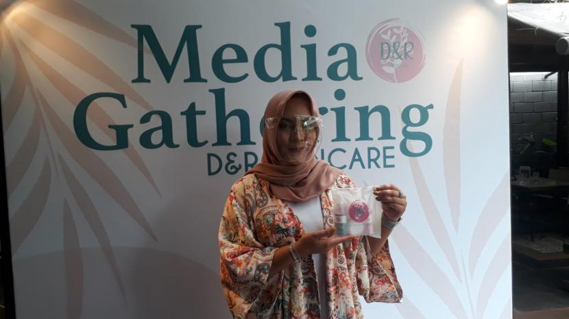 Ditha Purwana Founder D&R Skin Care.