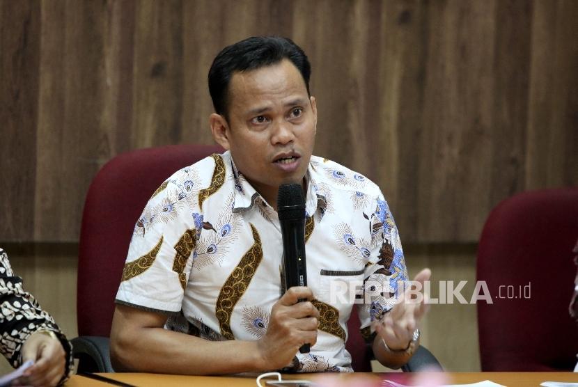 Ketua Badan Pengawas Pemilu (Bawaslu) DKI Jakarta Muhammad Jufri