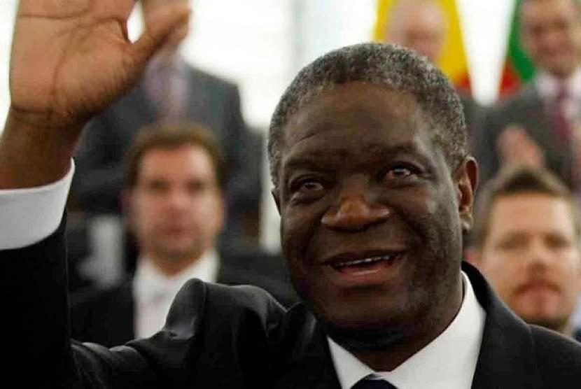 Dokter Mukwege.