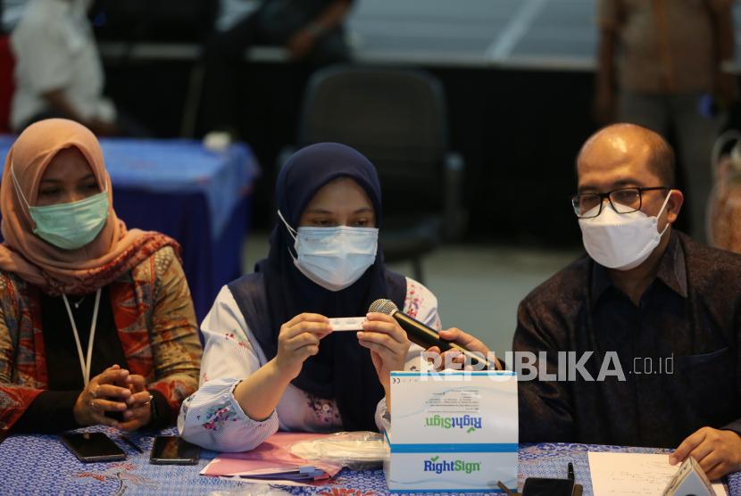 Kasus Alat Tes Rapid Bekas di Kualanamu Jadi Sorotan BBC ...