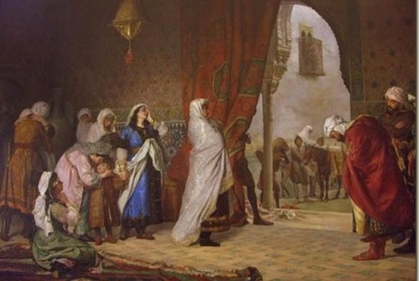 Dokter perempuan di Istana Kesultanan Ottoman.