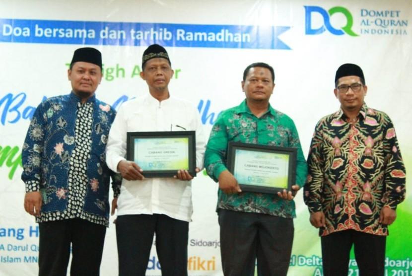 Dompet Alquran Indonesia menggelar doa bersama dan rarhib Ramadhan