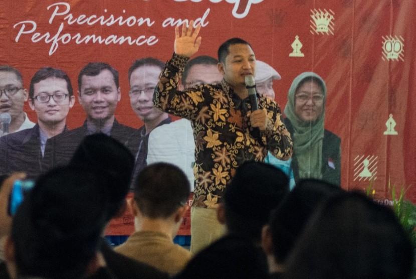 Dompet Dhuafa Pendidikan (DDP) menggelar pembinaan kepemimpinan untuk para penerima manfaatnya yakni Bakti Nusa (Beasiswa Aktivis Nusantara).