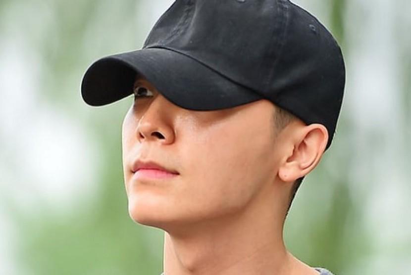 Donghae 'Super Junior' Rampungkan Wajib Militer   Republika Online