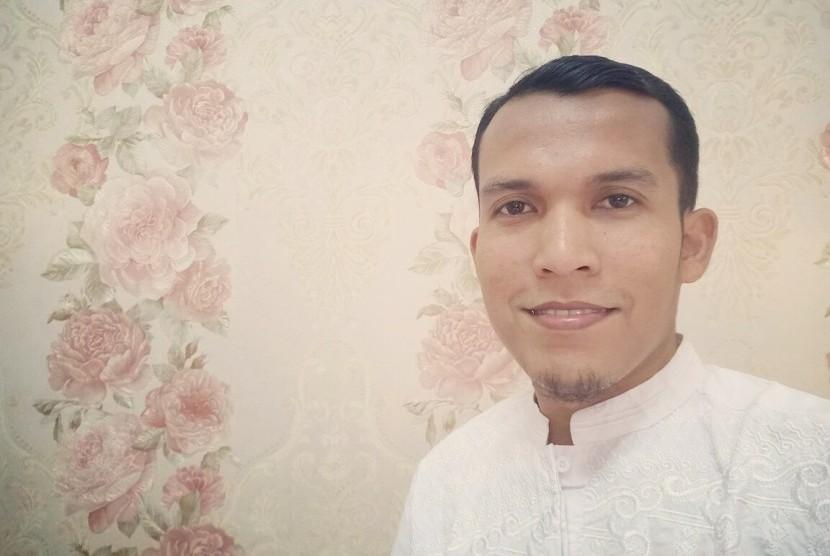 Dosen Pascasarjana Sahid-Bogor M Abrar Parinduri.