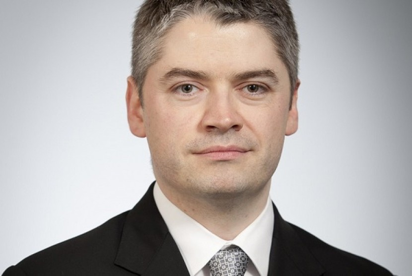 Douglas Cassidy New Consulting Director of Ipsos Business Consulting Indonesia