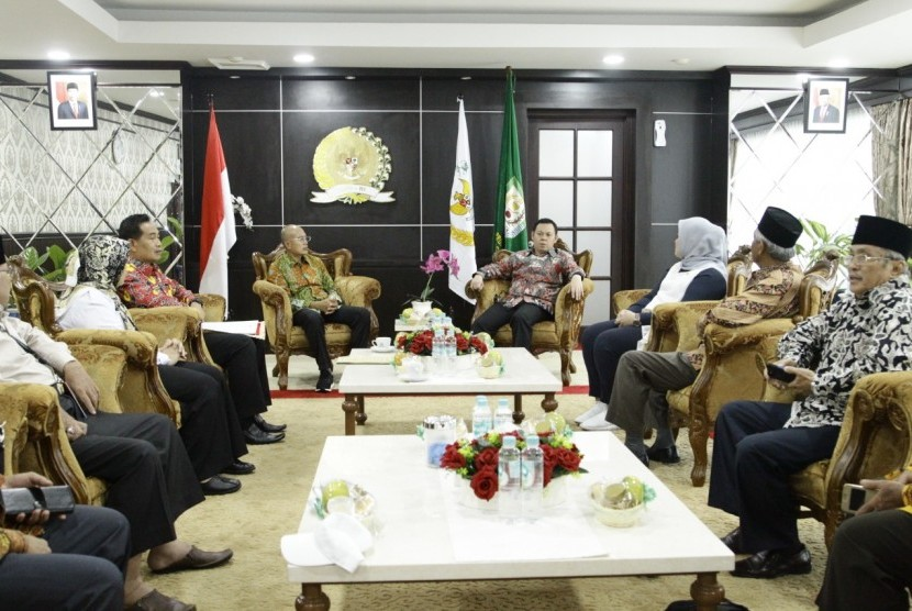 DPD RI Siap Bantu Penyelesaian Hibah Lahan TNI AU Pemerintah Kabupaten Bengkulu Selatan. Rabu (19/2)