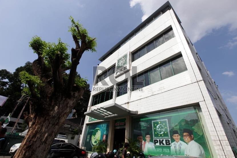 DPP Partai Kebangkitan Bangsa (PKB) di Jakarta.