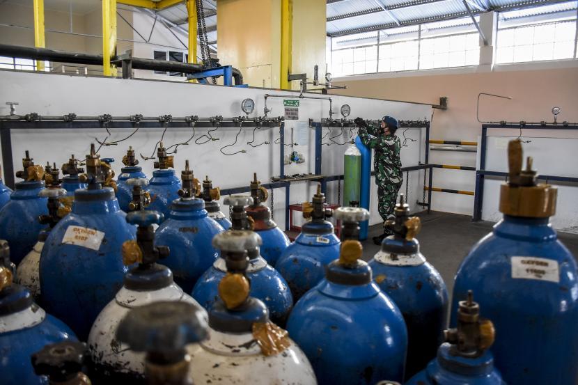 DPR RI dorong BUMN bantu distribusi dan penyediaan oksigen ke seluruh Indonesia.