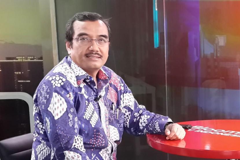 DR. M. Fadhil Hasan, Ekonom Senior INDEF