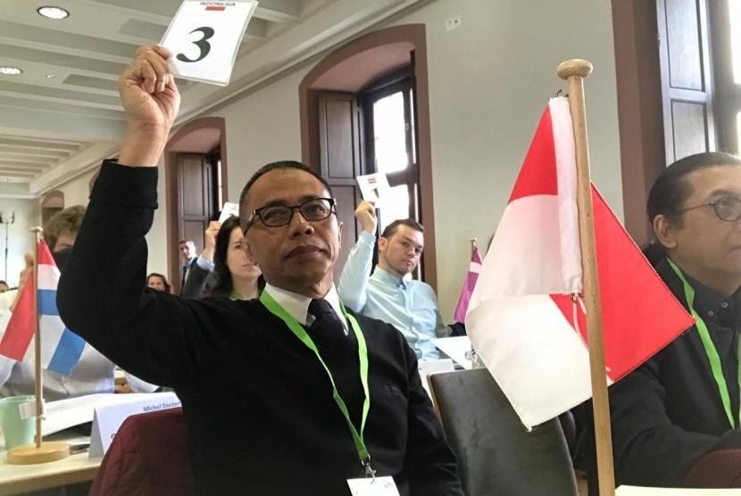 Dradjad Wibowo setuju dengan adanya vaksinasi covid berbayar. Biar negara membayari yang tak mampu, an yang mampu bisa membayar sendiri. (foto ilustrasi)