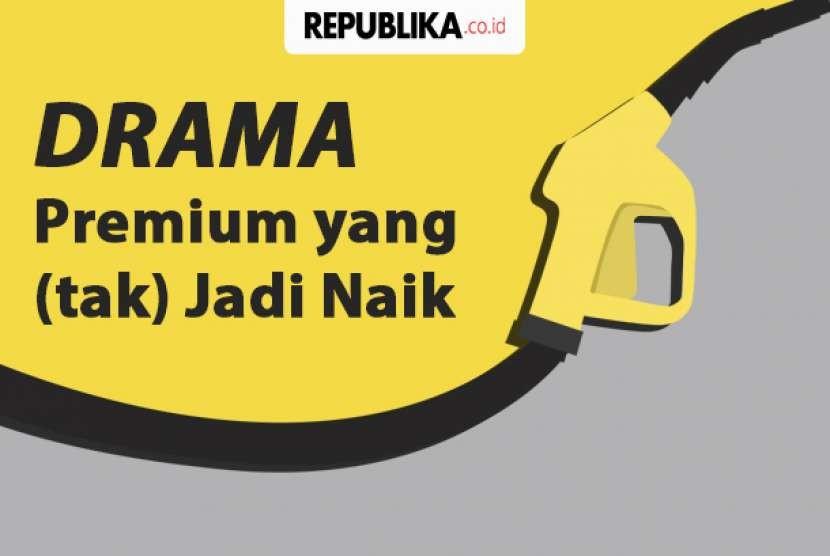 Drama Premium yang batal naik.
