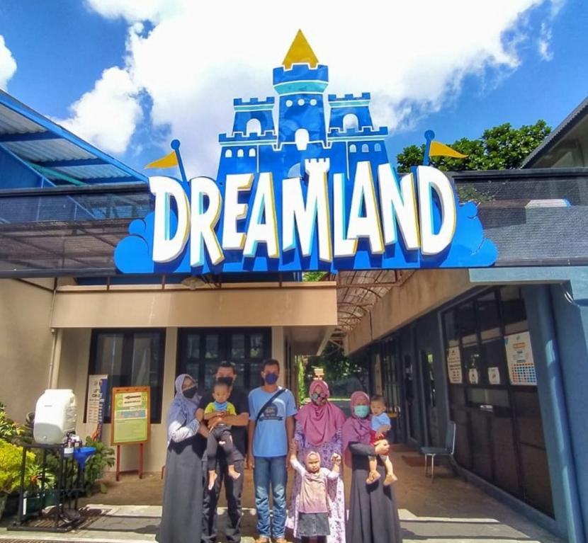 Dreamland Jogja Tempat Wisata Eksklusif Di Saat Pandemi Republika Online