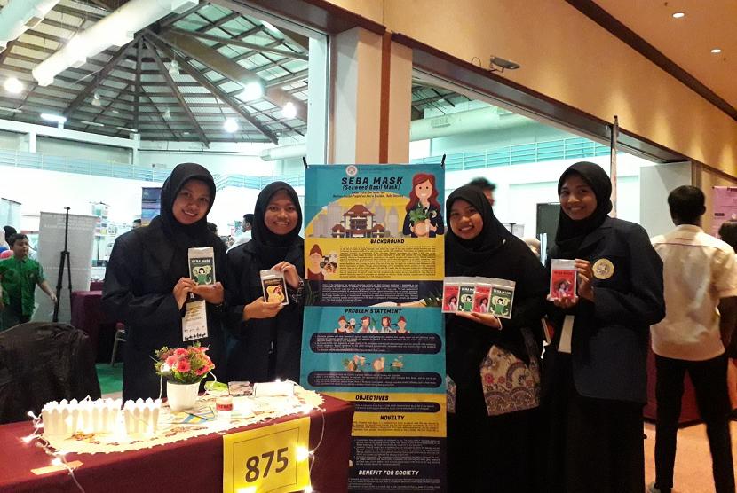 Dua Inovasi Mahasiswa Unair Raih Penghargaan di Malaysia