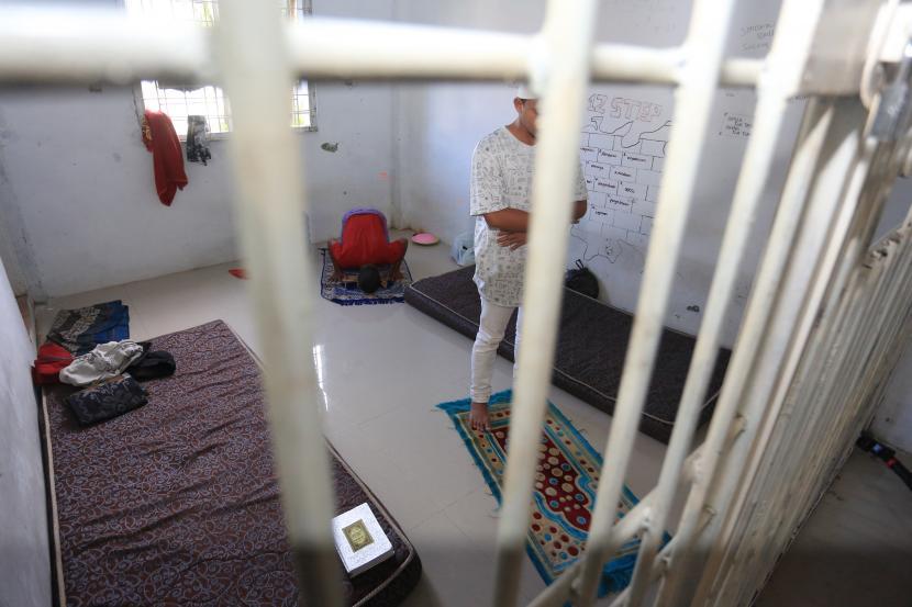 Tempat rehabilitasi narkoba (ilustrasi)