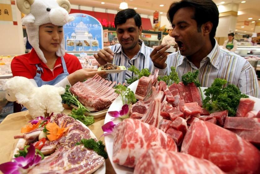 Malaysia Tujuan Utama Ekspor Makanan Halal Korea Selatan