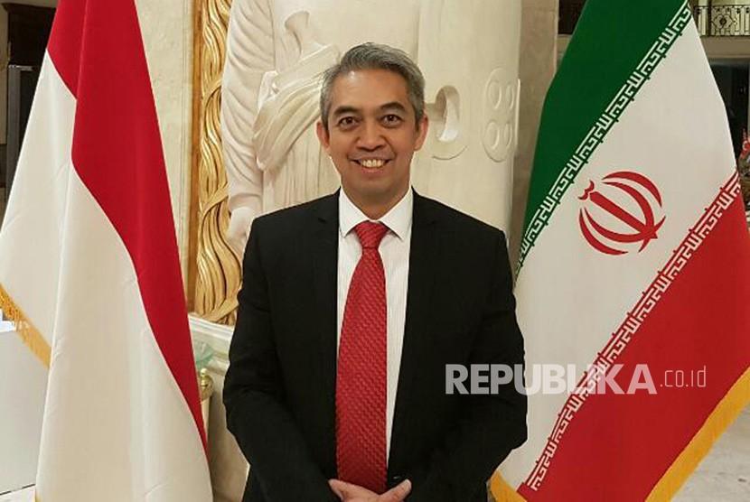 Dubes RI untuk Iran, Octaviano Alimudin