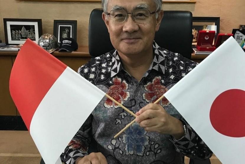 Duta Besar Jepang untuk Indonesia Masafumi Ishii