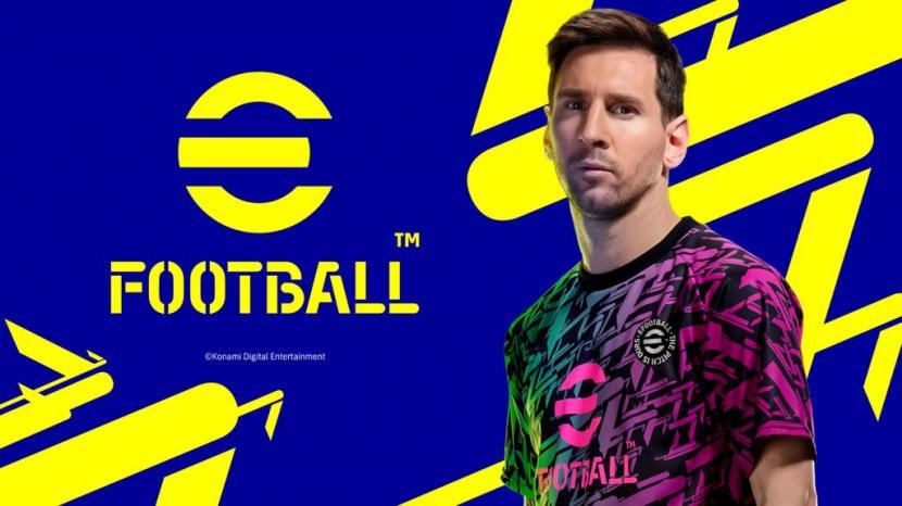 e-Football (ilustrasi)