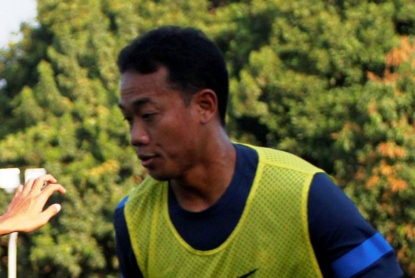 Pelatih Persis Solo, Eko Purdjianto.
