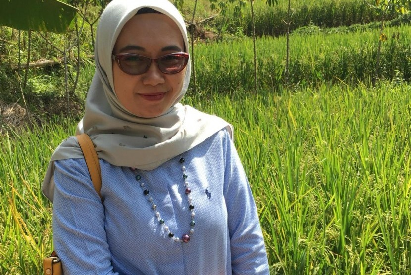 ekonom Universitas Islam Bandung (Unisba), Rabiatul Adawiyah