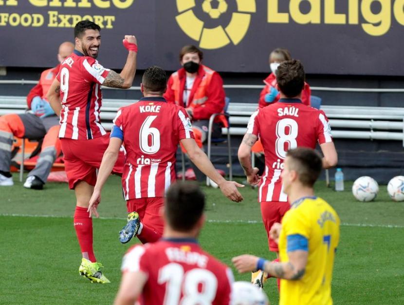 Tekad Atletico Madrid Lanjutkan Dominasi
