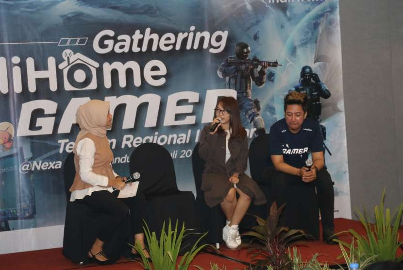 elkom Indonesia kembali mempersembahkan layanan terbaik untuk pelanggannya dengan paket terbaru IndiHome Gamer bagi pelanggan yang hobi bermain game.