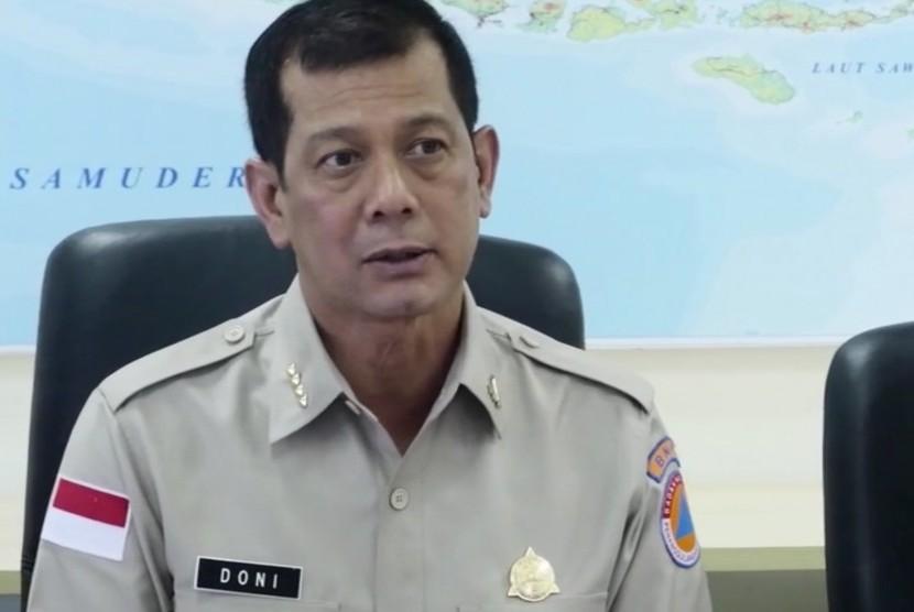 epala Badan National Penanggulangan Bencana (BNPB), Letjen Doni Monardo