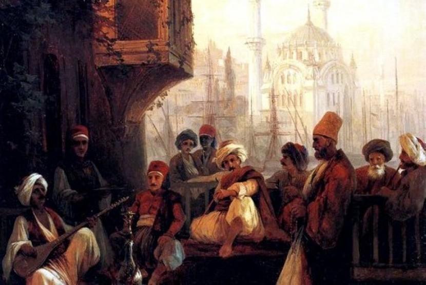 Era Dinasti Ottoman.