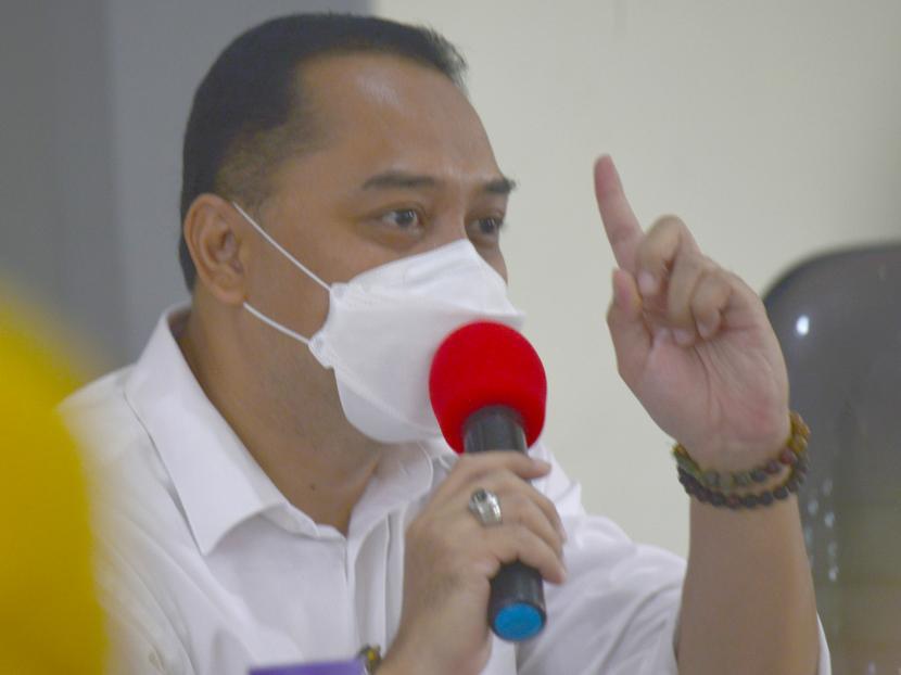 Eri Cahyadi, Wali Kota Surabaya