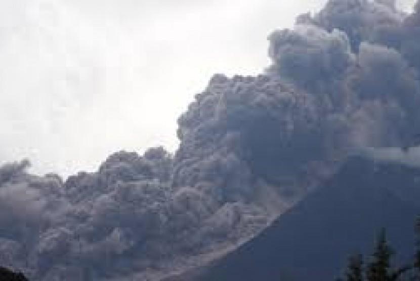 Erupsi Gunung Fuego
