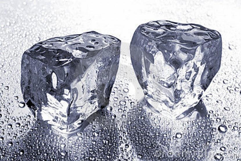 Es batu/ilustrasi