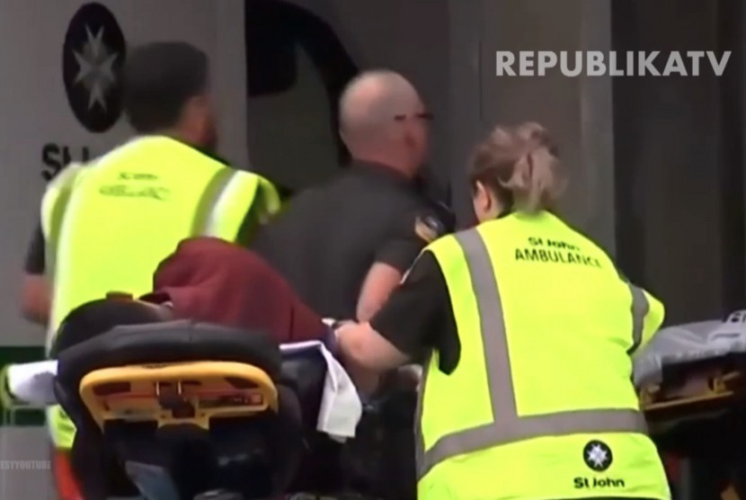 Video Penembakan New Zealand Update: Tragedi Penembakan Masjid Christchurch Selandia Baru