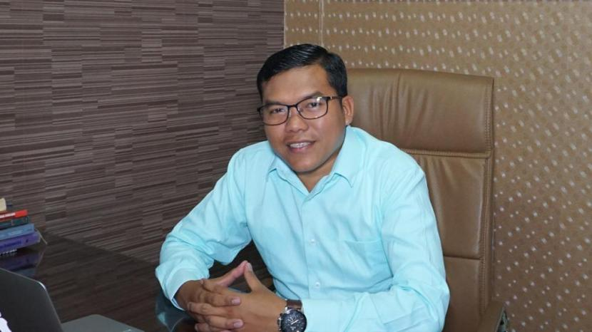 Executive Director of Voxpol Center Research and Consulting, Pangi Syarwi Chaniago.