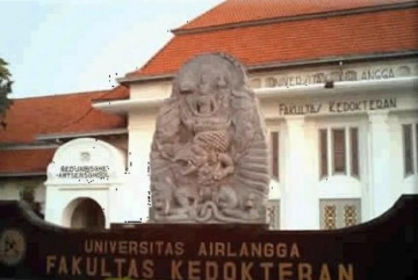 Fakultas Kedokteran Unair, salah satu Fakultas Kedokteran di Indonesia (ilustrasi)