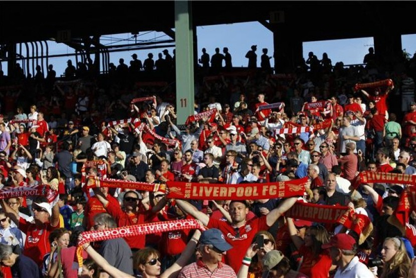 Fans Liverpool