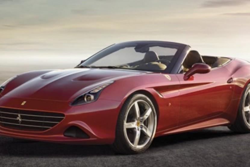 Ferrari California T >> Ferrari California T Diklaim Irit Bahan Bakar Republika Online