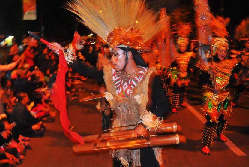 Festival Kentongan (ilustrasi)