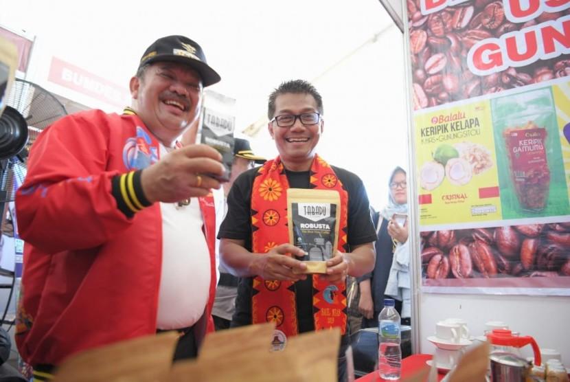 Festival Kopi Nusantara Sail Nias 2019.