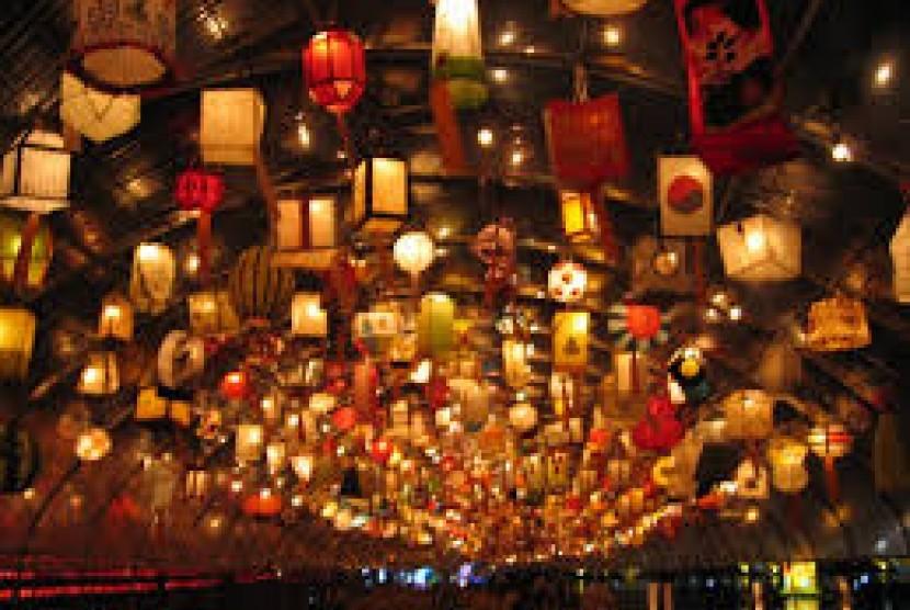 Bali Aman, Pembukaan Nusa Dua Fiesta dibanjiri pengunjung