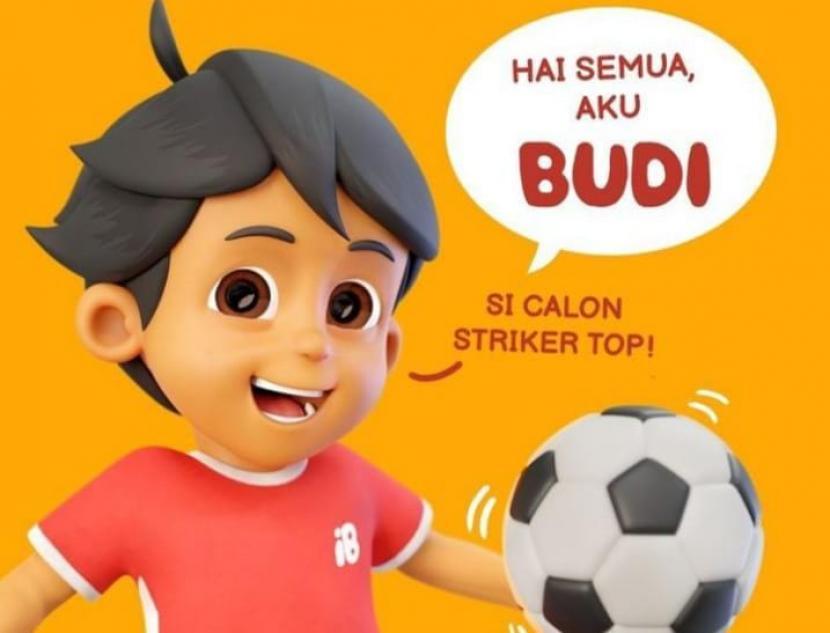 Film animasi Ini Budi diharapkan bisa jadi materi pembelajaran di sekolah.