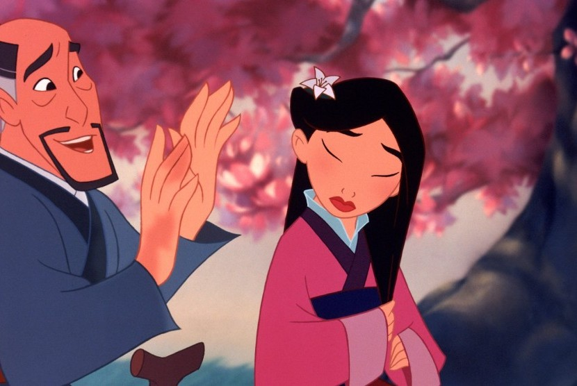 Film animasi Mulan