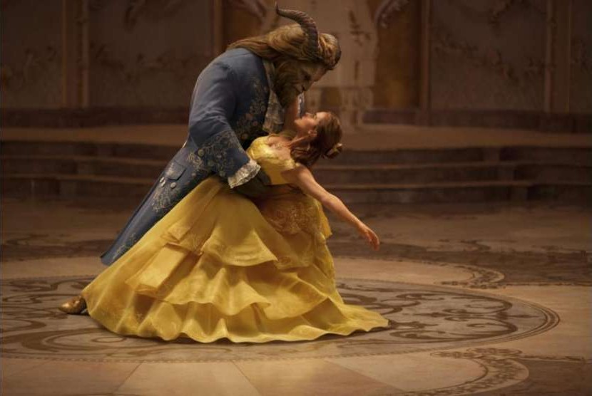 Film Beauty and the Beast.