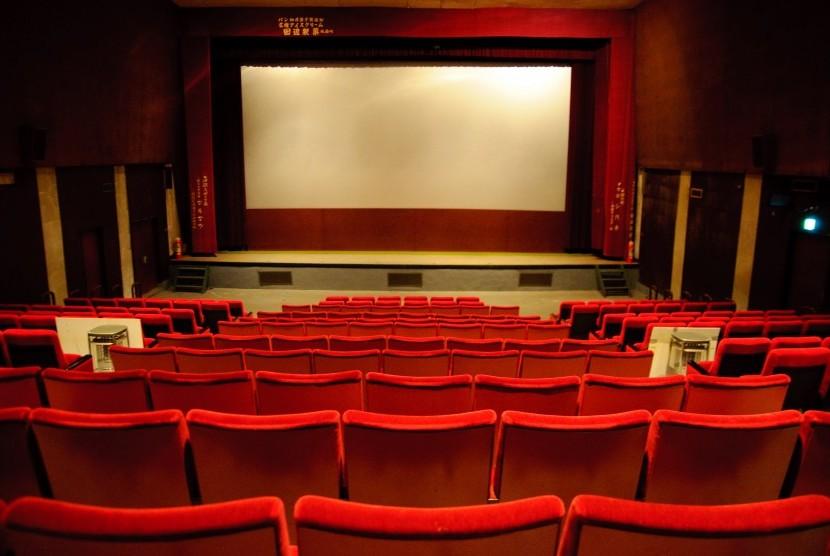 Film bioskop.