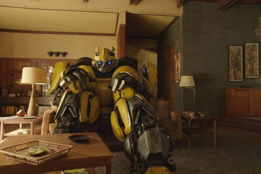 Film Bumblebee.
