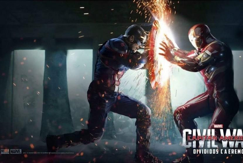 Film Captain America: Civil War