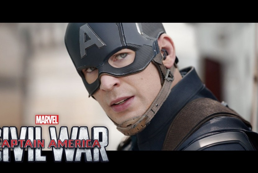 Film Captain America: Civil War