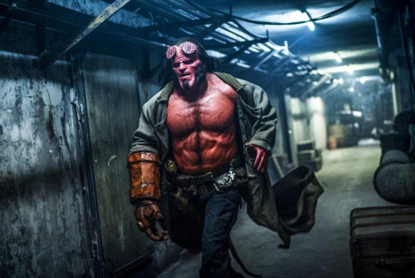 Film Hellboy.