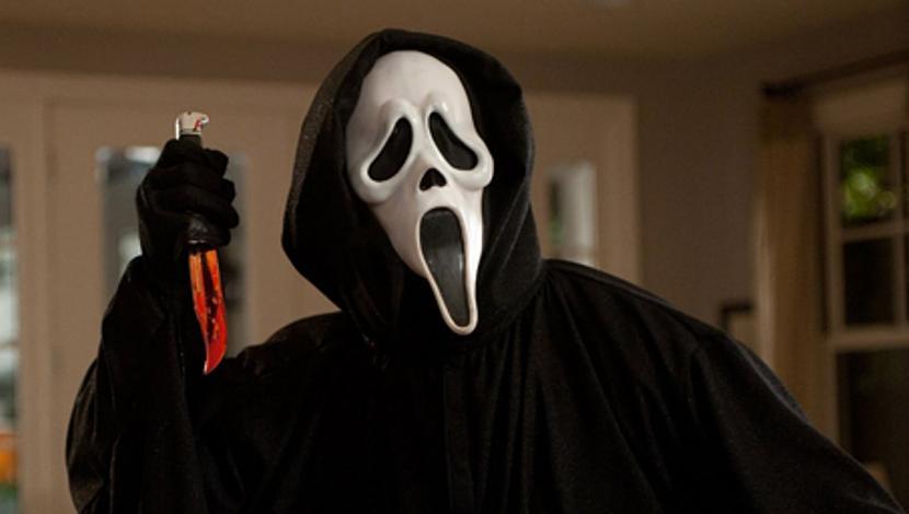 Film Scream 4.